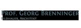 Georg Brenninger - Künstler, Bildhauer, Architekt, Lehrer